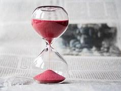 El tiempo pasa. No te rindas