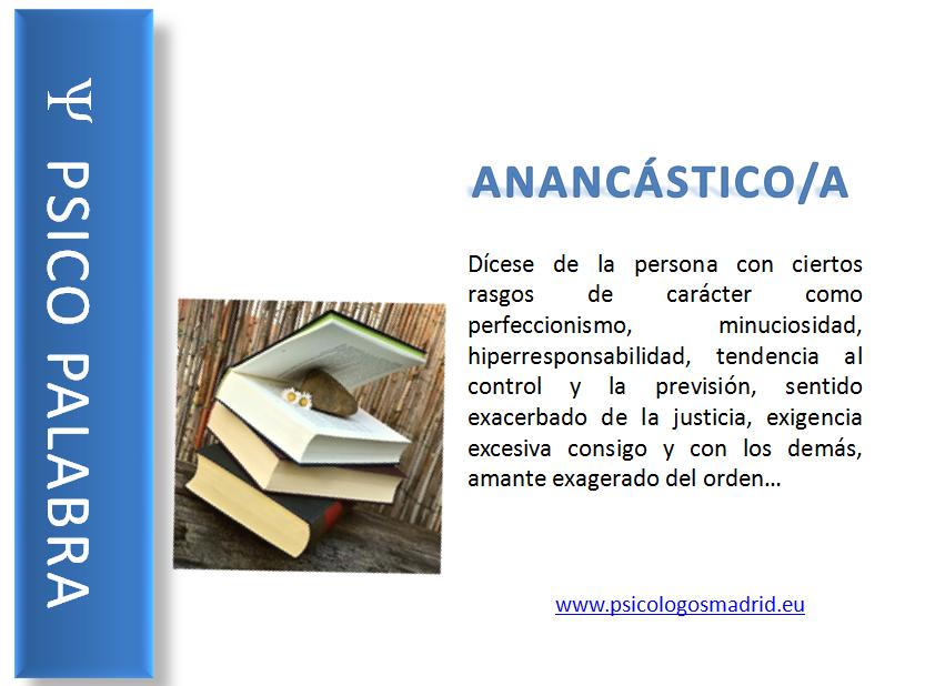 PSICO PALABRA- ANACASTICO-A
