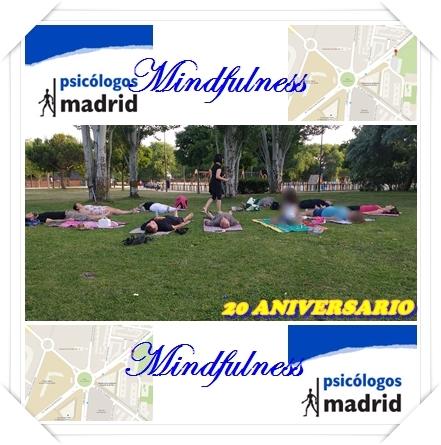 Mindfulness Parque Retocada