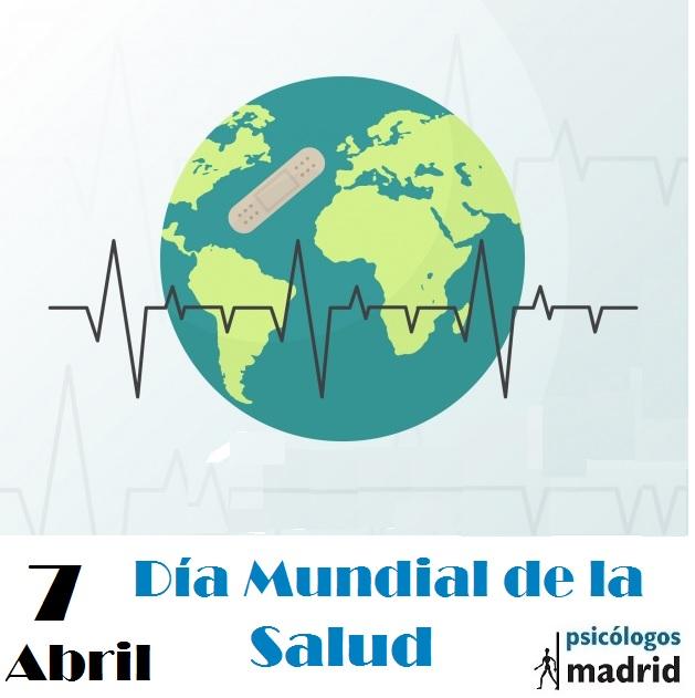 Día mundial de la Salud-redes